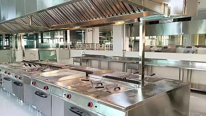 要做商用厨房工程——就找锦华厨具