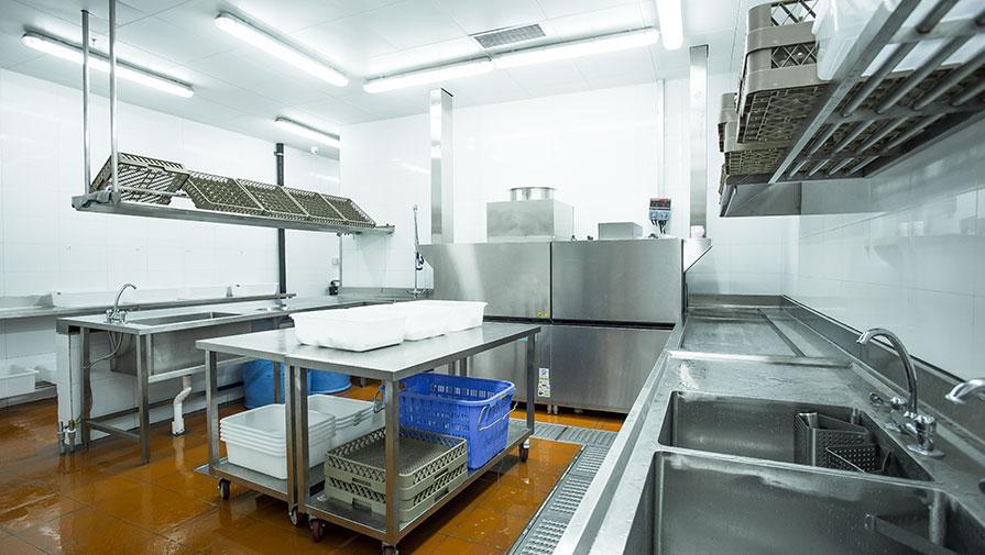 政企單位廚房工程