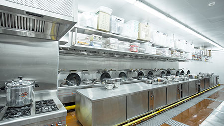 星级酒店厨房解决方案