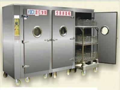 大型三门远红外线高温消毒柜