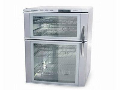 单门玻璃门电子保洁柜