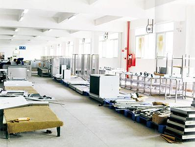 锦华厨具-生产车间