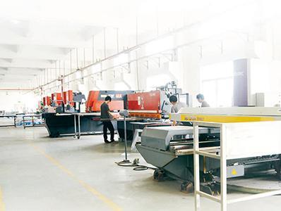 锦华厨具-生产环境